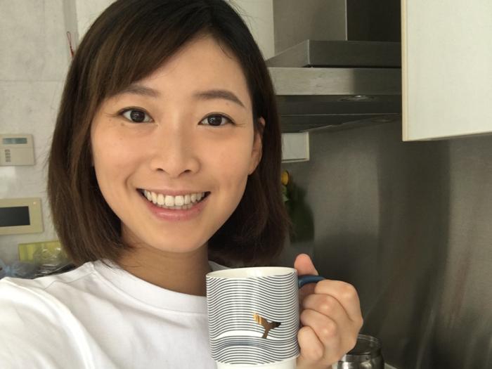 8號 陳靜堯 飲杯咖啡先! But first, coffee!