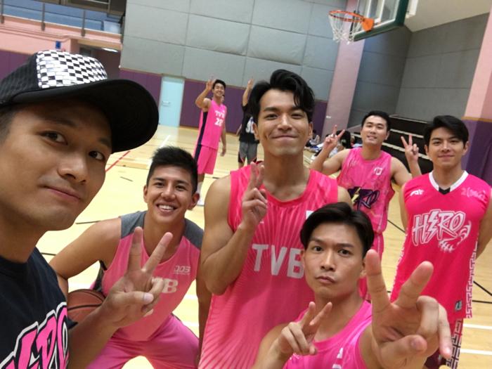 翟威廉@happy basketball part 1