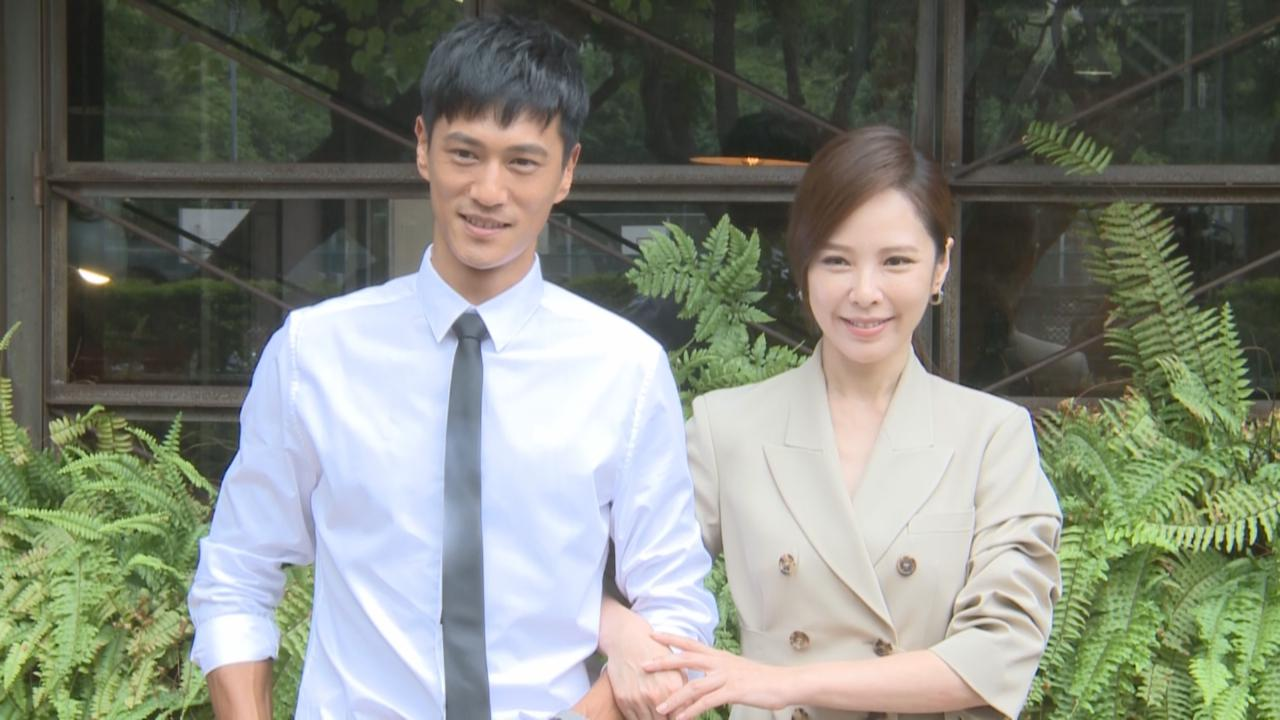 (國語)與鍾承翰再合作拍劇 天心笑言享受拍罵人戲份