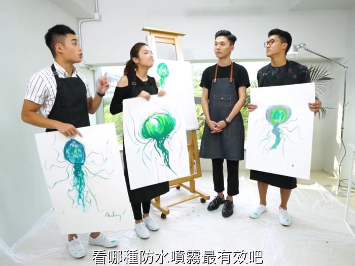 今期流行 大龍鳳測試揭曉