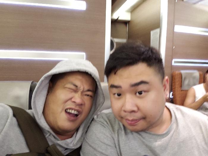king導演同我 澳門???