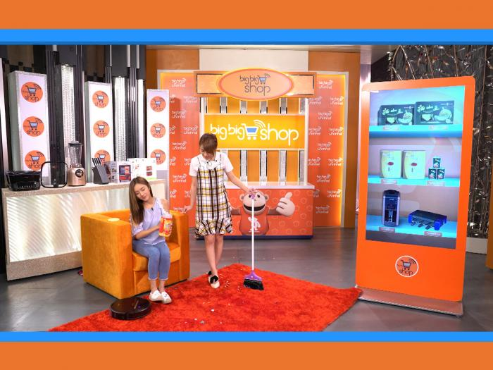 【bigbigshop】智能地板清潔機械人嚟到bigbigshop!