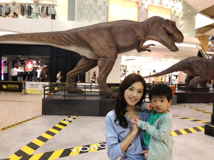 DINOLAB 恐龍實驗室 @元朗YOHO Mall