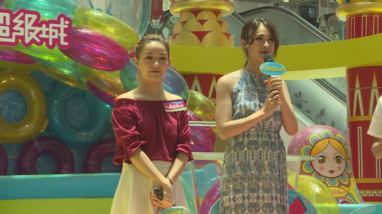 張惠雅將挑戰毅行者活動 石詠莉忙於排練舞台劇