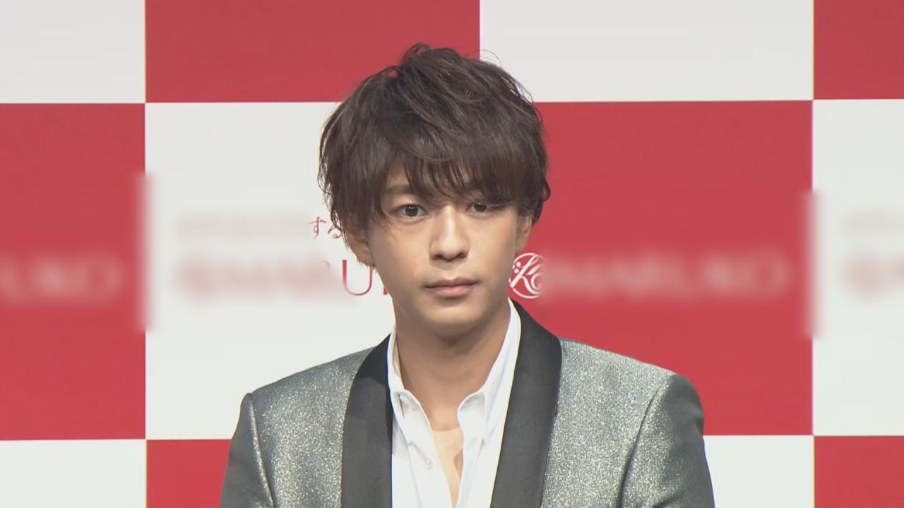 婚後首次出席公開活動 三浦翔平表示並未有任何實感