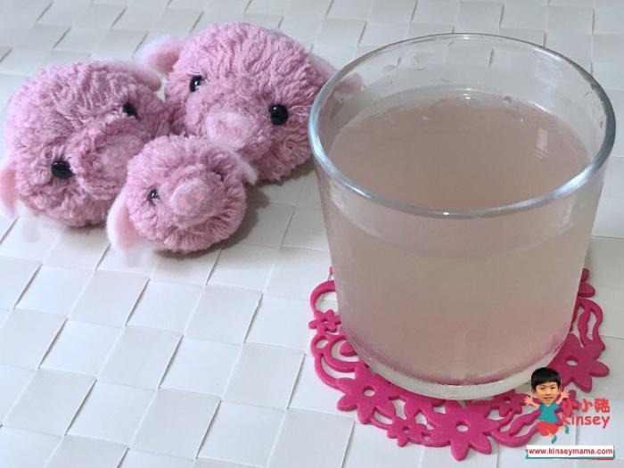 小小豬湯水篇 - 蘋果粟米鬚馬蹄水
