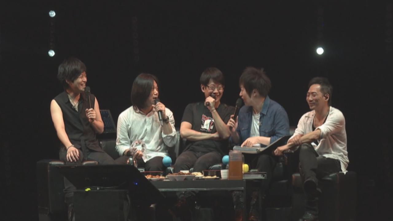(國語)台北大型音樂派對第二場 五月天與廷廷合唱情歌