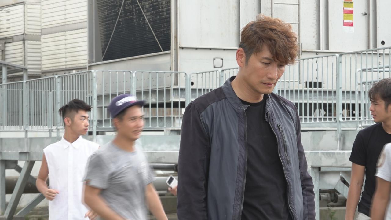 拍攝新劇反轉貴利王 袁文傑笑指太投入角色致眼紅