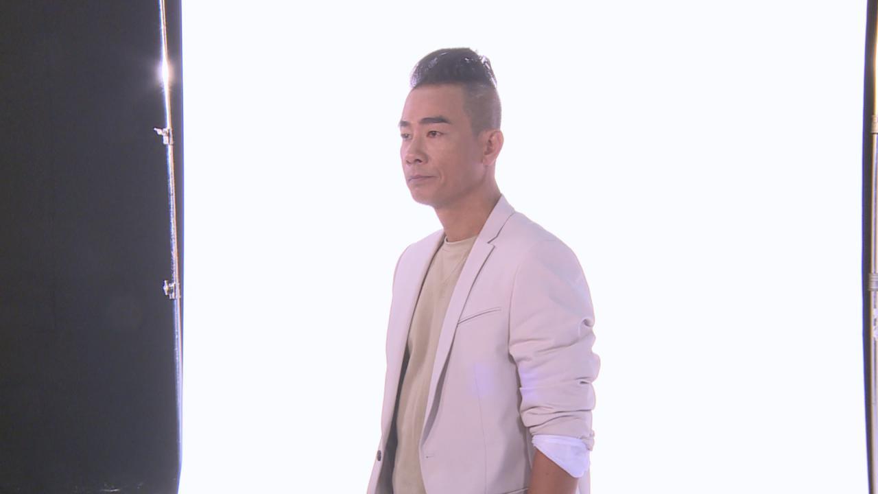 (國語)陳小春拍攝演唱會主題曲MV 指歌曲靈感源自兒子Jasper