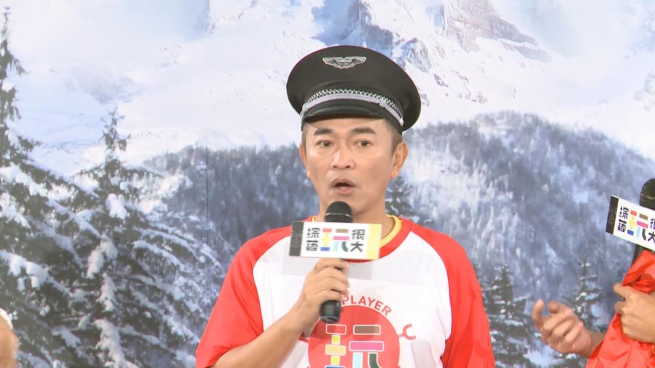 慶祝主持節目開播四周年 吳宗憲KID冀節目長做長有