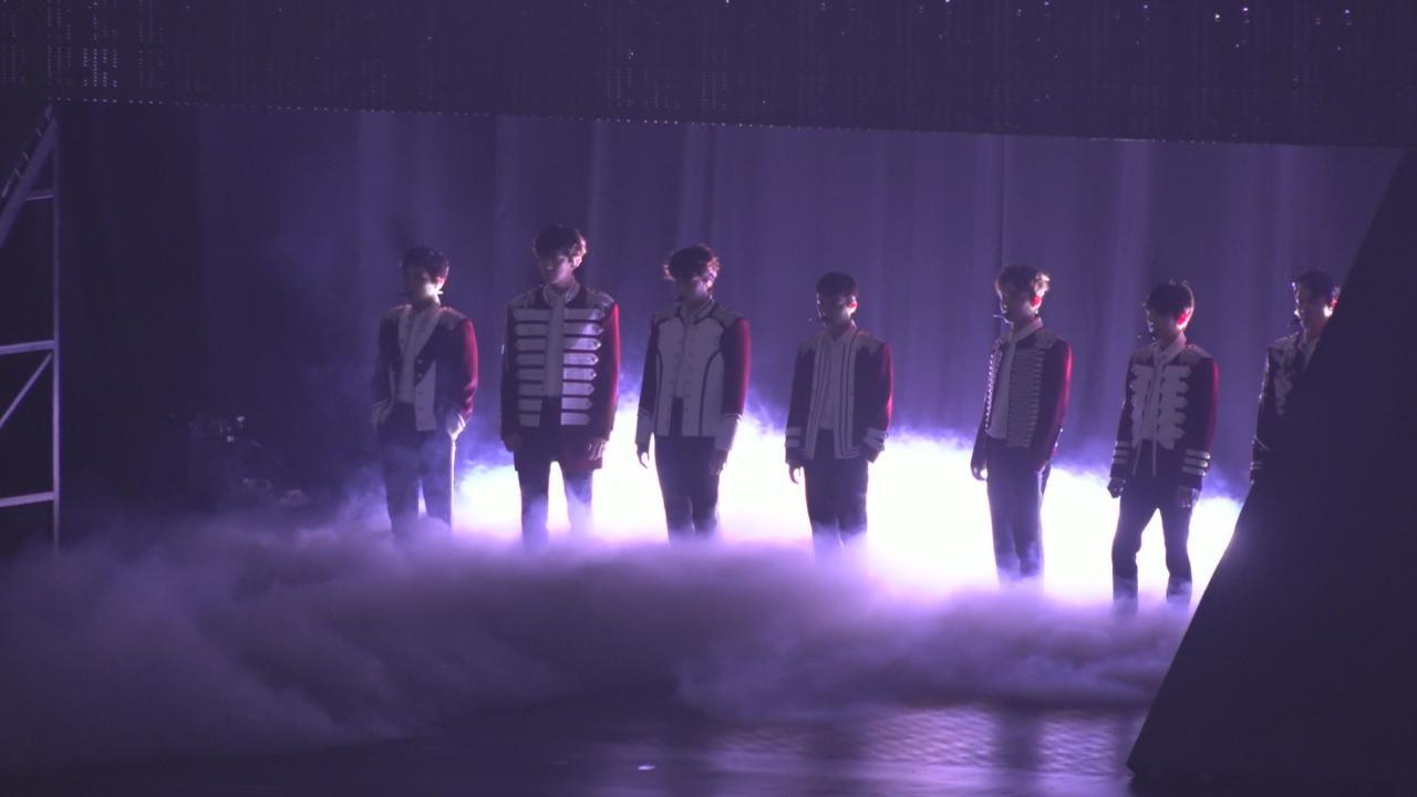 EXO於澳門舉行演唱會 成員勁歌熱舞炒熱氣氛
