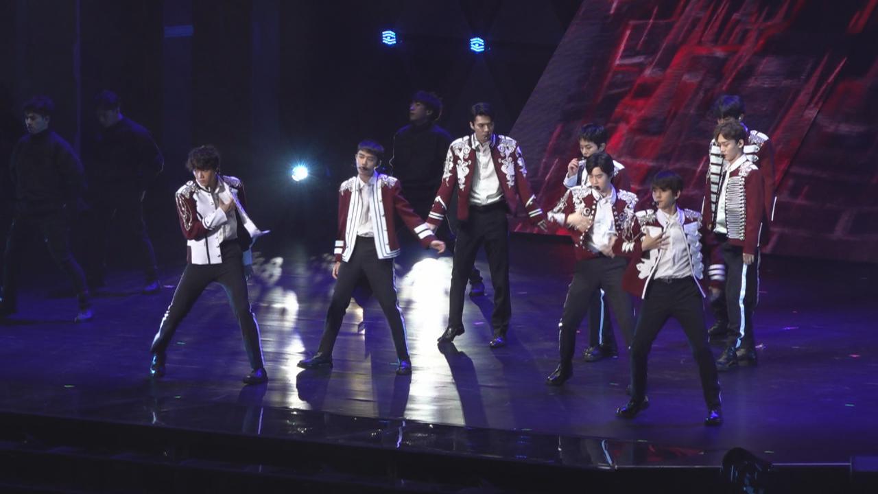 (國語)EXO於澳門舉行演唱會 成員勁歌熱舞炒熱氣氛