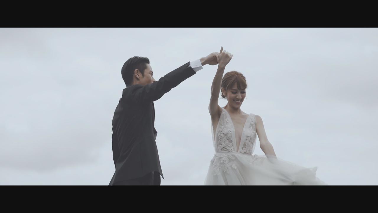 (國語)陳凱琳鄭嘉穎8.12峇里結婚 感謝親朋好友親臨送祝福