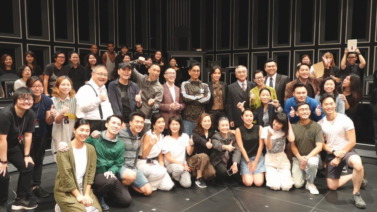 台前幕後出席慶功宴 劉嘉玲全力投入角色