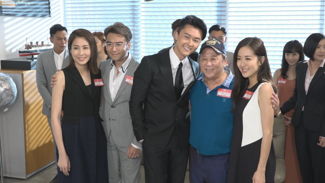 唐詩詠投入新劇解決師拍攝 王浩信親身上陣拍動作戲