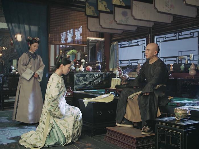 宣傳片:精采劇情:嫻妃父親涉嫌行賄,乾隆問罪