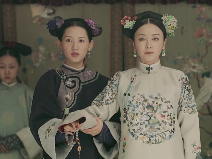 宣傳片:精采劇情:皇后拯救瓔珞,氣勢震攝高貴妃