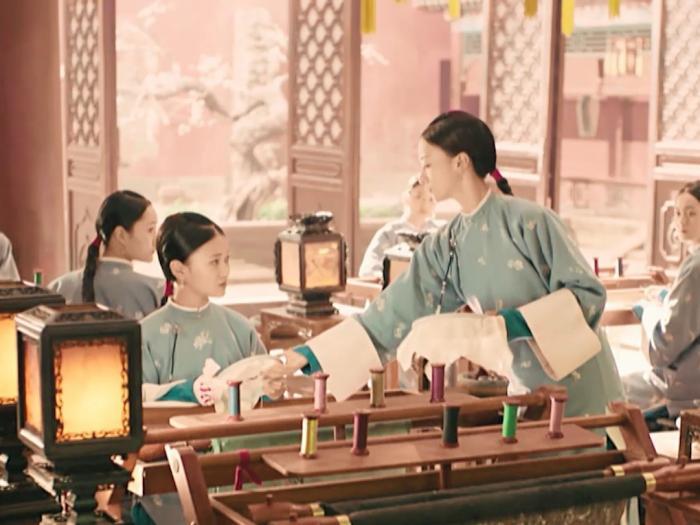 宣傳片:精采劇情:繡坊選拔,瓔珞捨己救同伴