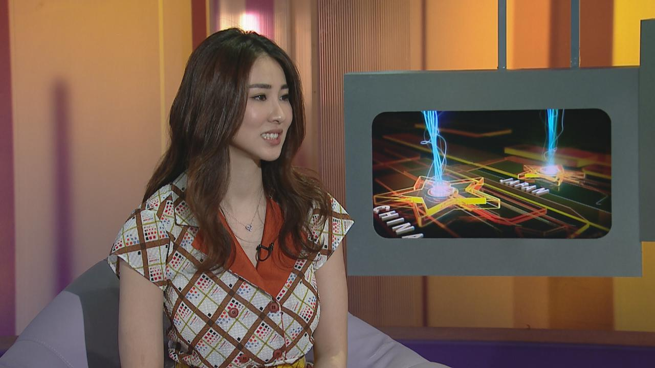 (國語)透過社交平台邀韓國樂隊合作 石詠莉新歌獲偶像支持感興奮