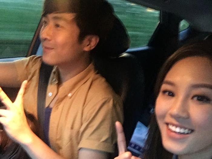 蘇韻姿@Long time no carpool karaoke!