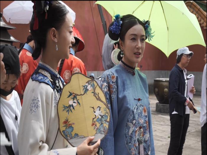 花絮 - 皇后:不要老拍我反差大暴露了