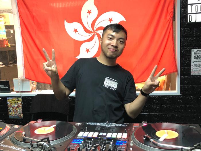 DJ DAVID講解DJ
