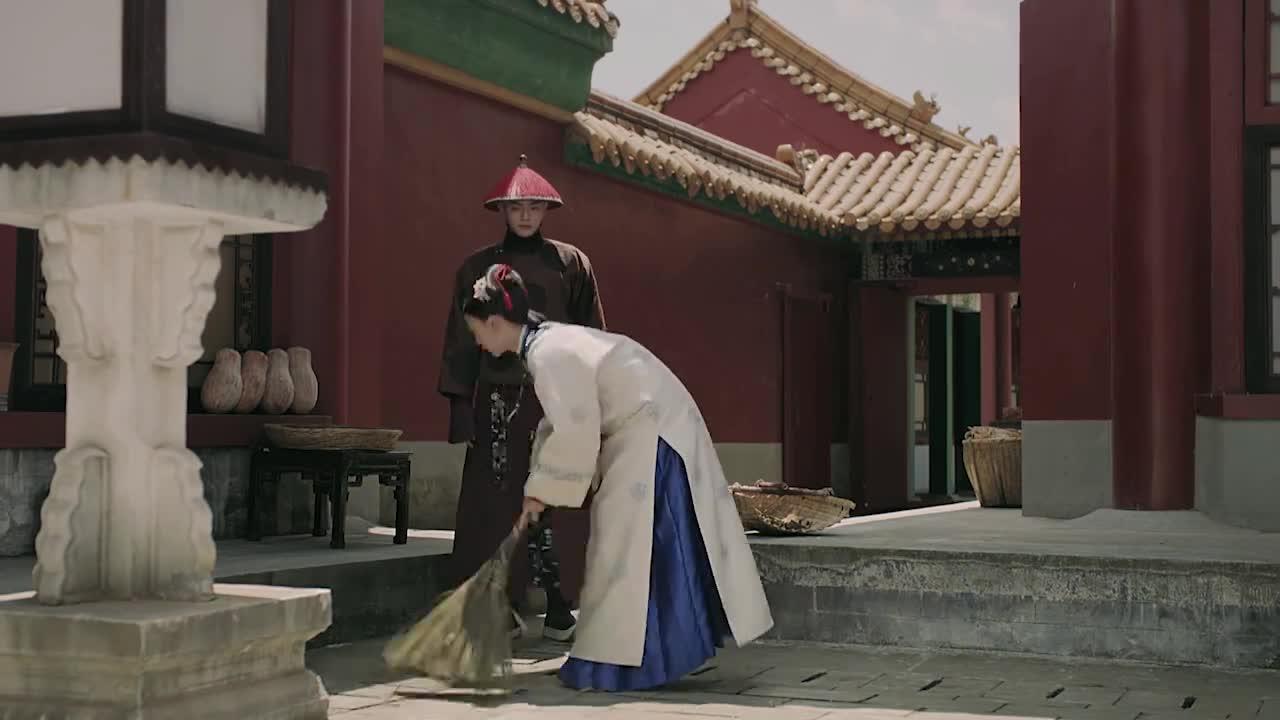 第8集 預告:高貴妃刁難瓔珞