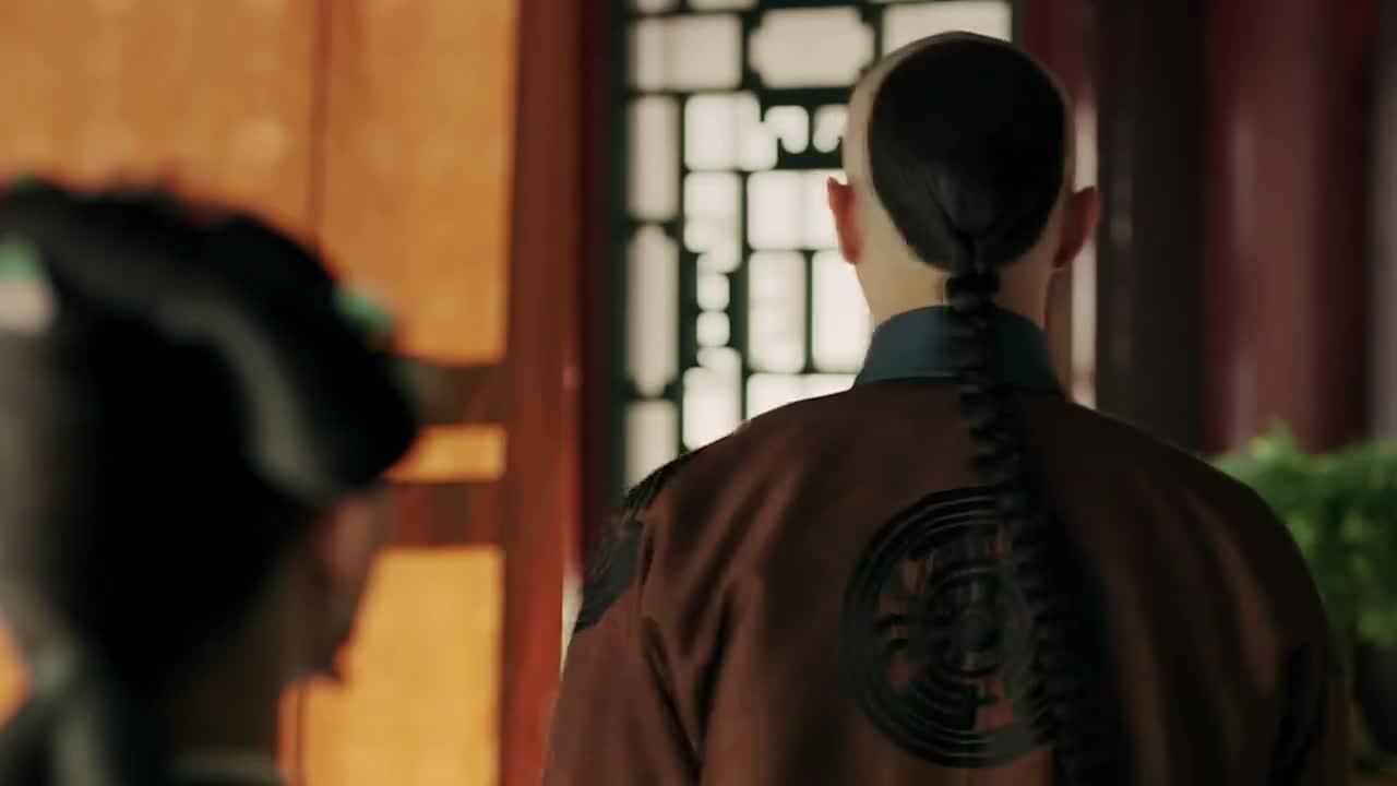 第44集預告:小嘉嬪算計瓔珞