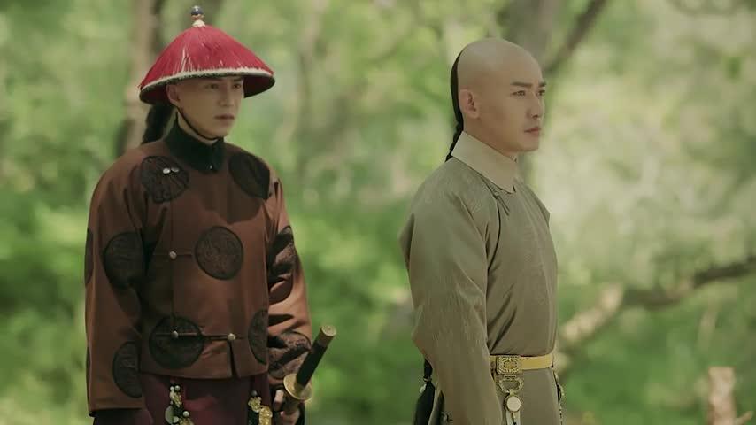第53集 預告:瓔珞皇上重修舊好