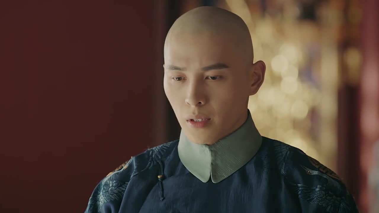 第55集 預告:皇上瓔珞決裂