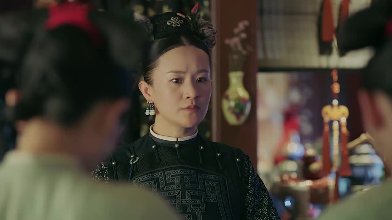 第58集 預告:瓔珞重回紫禁城