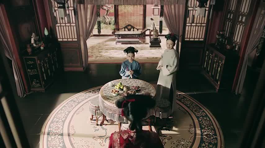 第61集預告 海蘭察向皇上請