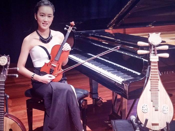 才藝表演 3種樂器-我的原創交響樂「飛躍香港·共創未來」