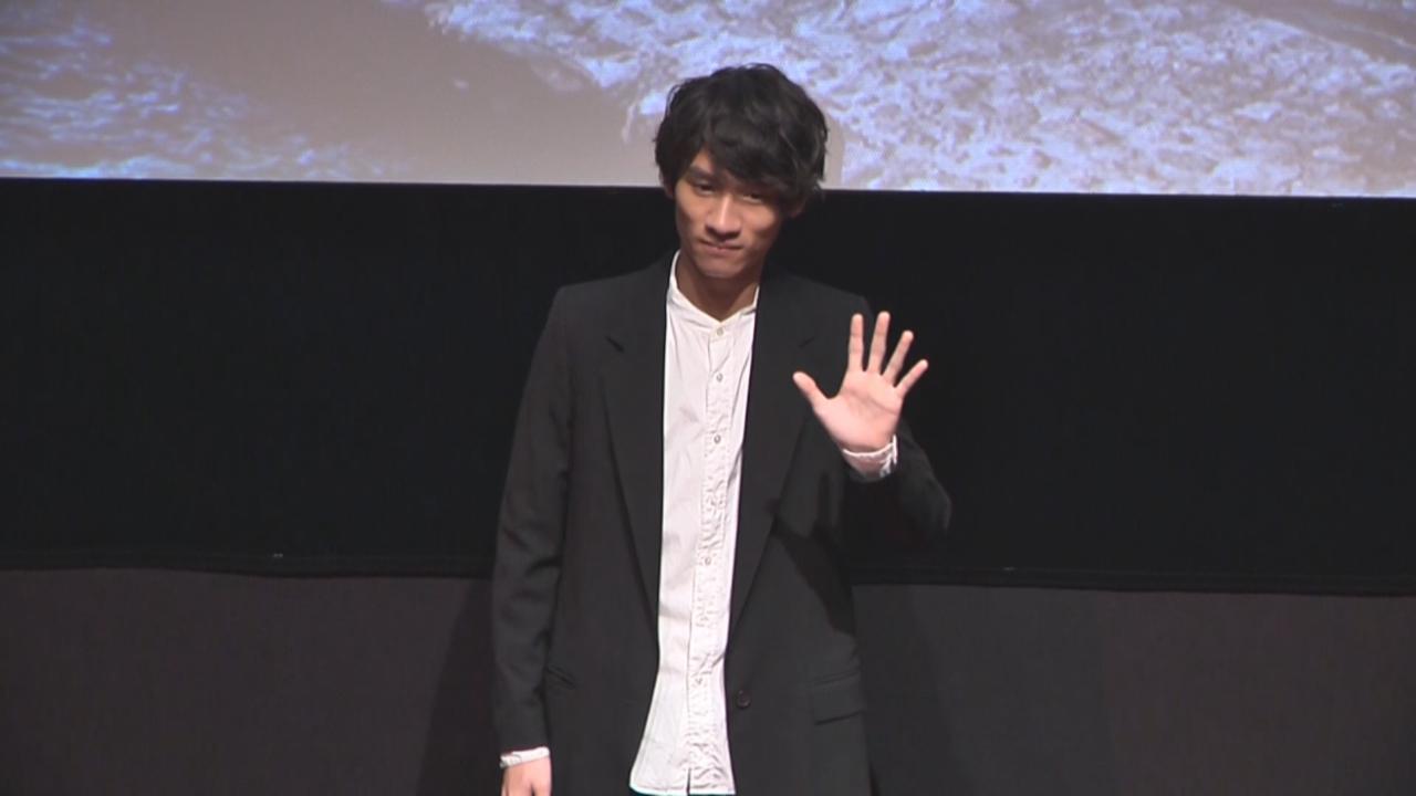(國語)搞笑以軟糖逼迫對方寫歌 LuLu為柯智棠微電影特映會站台