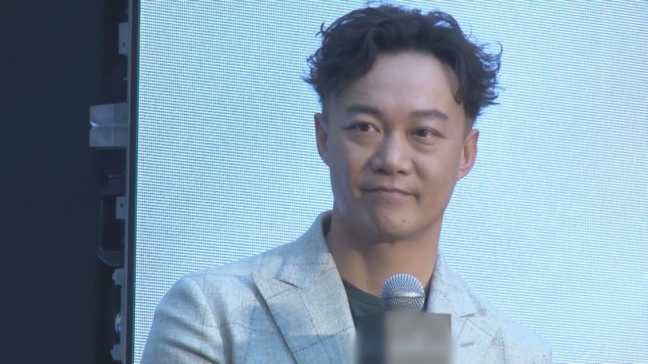 陳奕迅愛整齊又健談 自信有潛質做服裝店售貨員