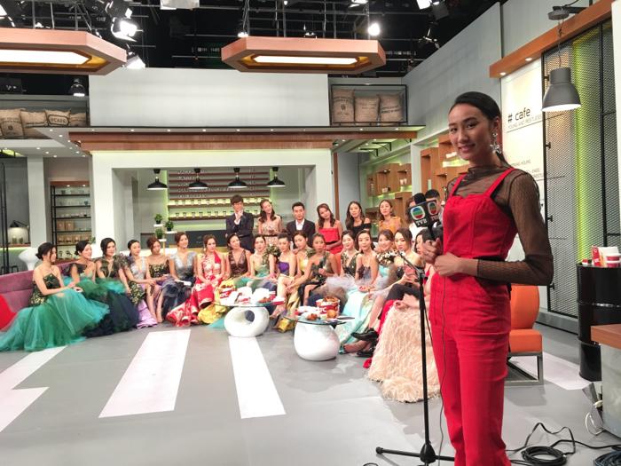 2018香港小姐現場 賽後直擊