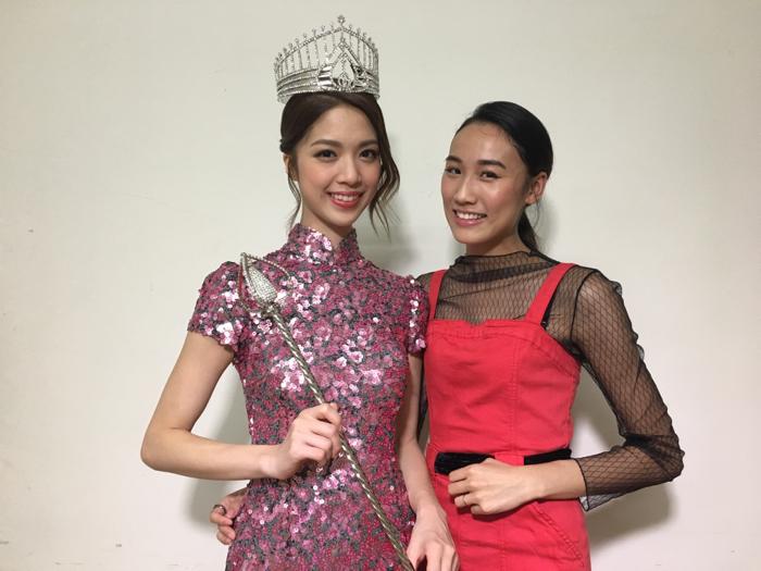獨家! 2018香港小姐 直擊冠軍佳麗屋企!