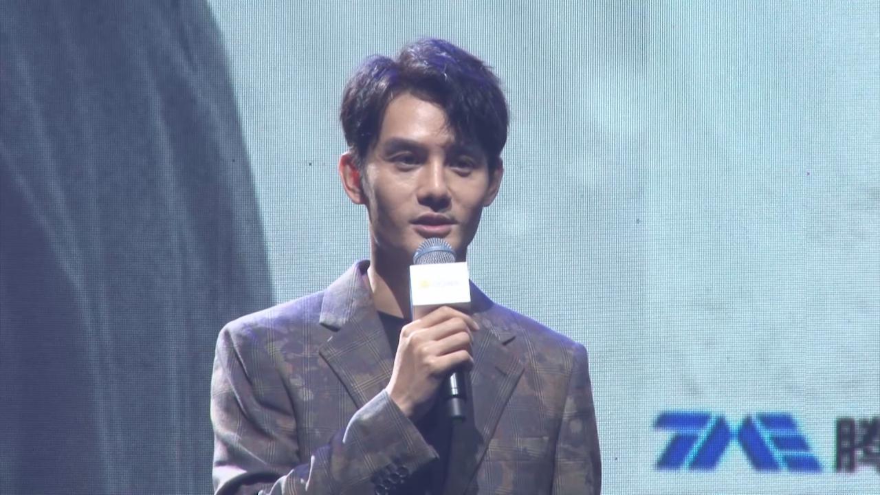 (國語)出席首張個人專輯發佈會 王凱盼以歌手身份與粉絲多交流