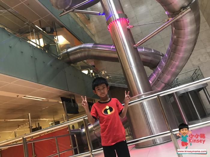 小小豬星馬篇 - 樟宜機場T3免費任玩瀡滑梯