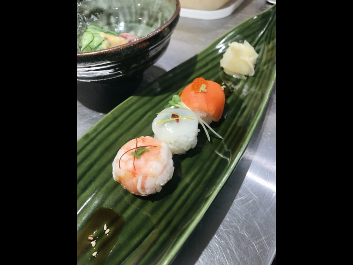 Suki Chui_新派壽司球