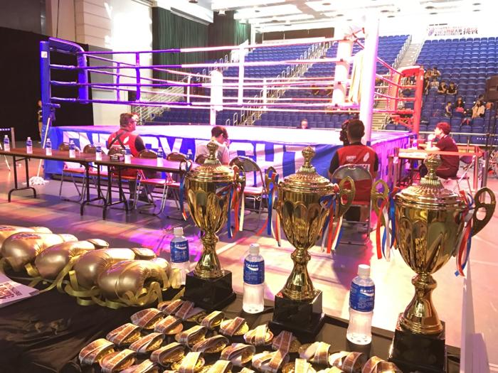 林子博@《EF2018全港青少年搏擊大賽》詠渝、卓楠再戰擂台 Part 1