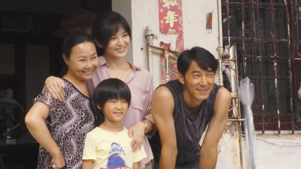 時隔多年再接拍台灣電影 楊采妮放心離開孖仔工作