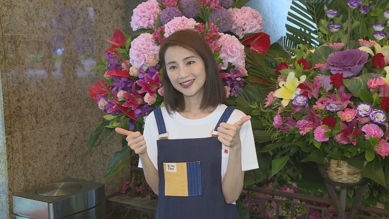 邀請吳志雄拍攝宣傳片 譚小環感謝對方相助