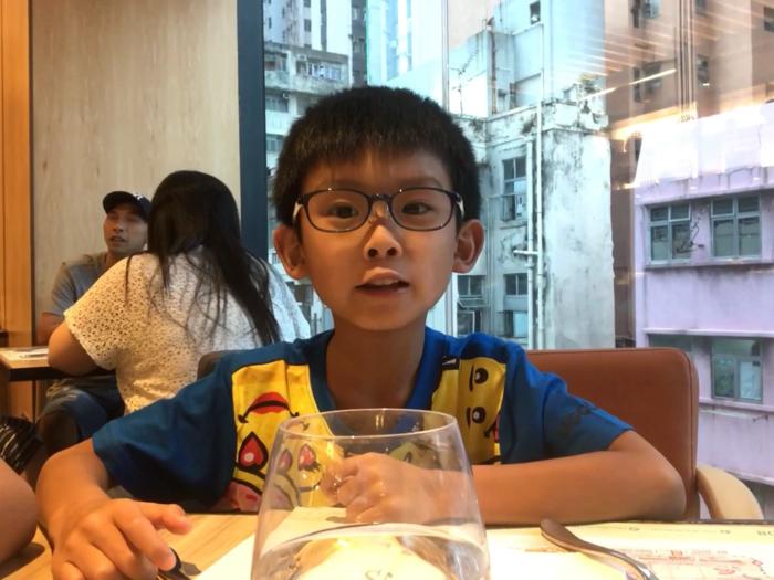 小小豬玩樂篇 - 港島太平洋酒店自助晚餐