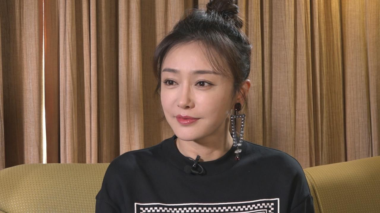 秦嵐自小愛看港產片 對TVB劇集情有獨鍾