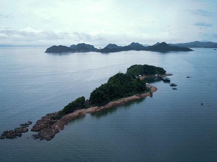 隱世秘島鴨洲