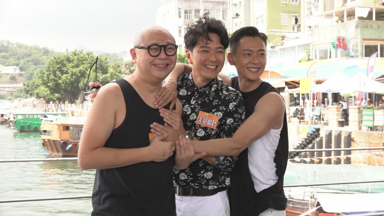 (國語)出海拍攝BigbigChannel美女船P 林盛斌逐漸康復已無大礙