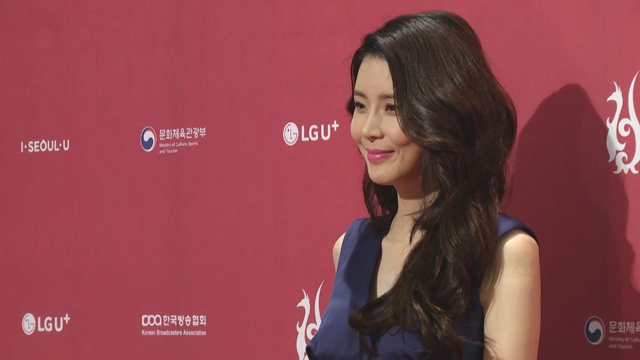(國語)懷孕出席首爾國際電視節 李寶英登視后寶座
