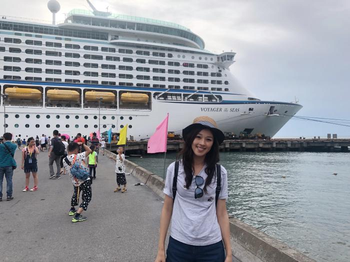 皇家加勒比國際游輪-海洋航行者號越南六天五夜之旅