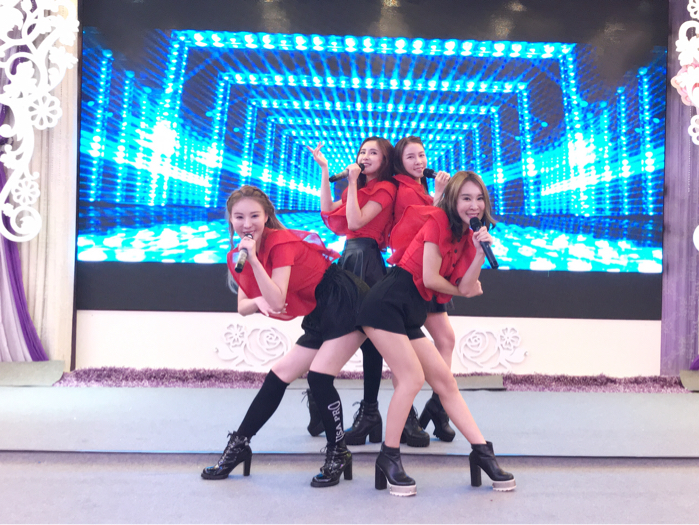 B.G-「閩達實業香港峰會」Show